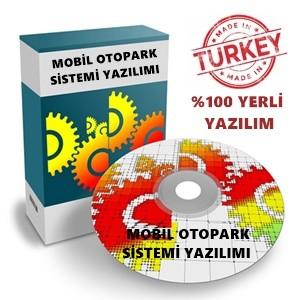 Mobil Otopark Sistemi Yazılımı